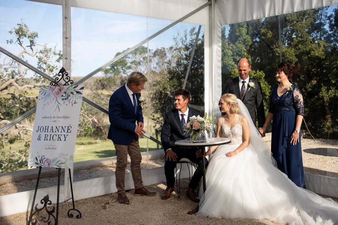 South African Wedding Ceremon