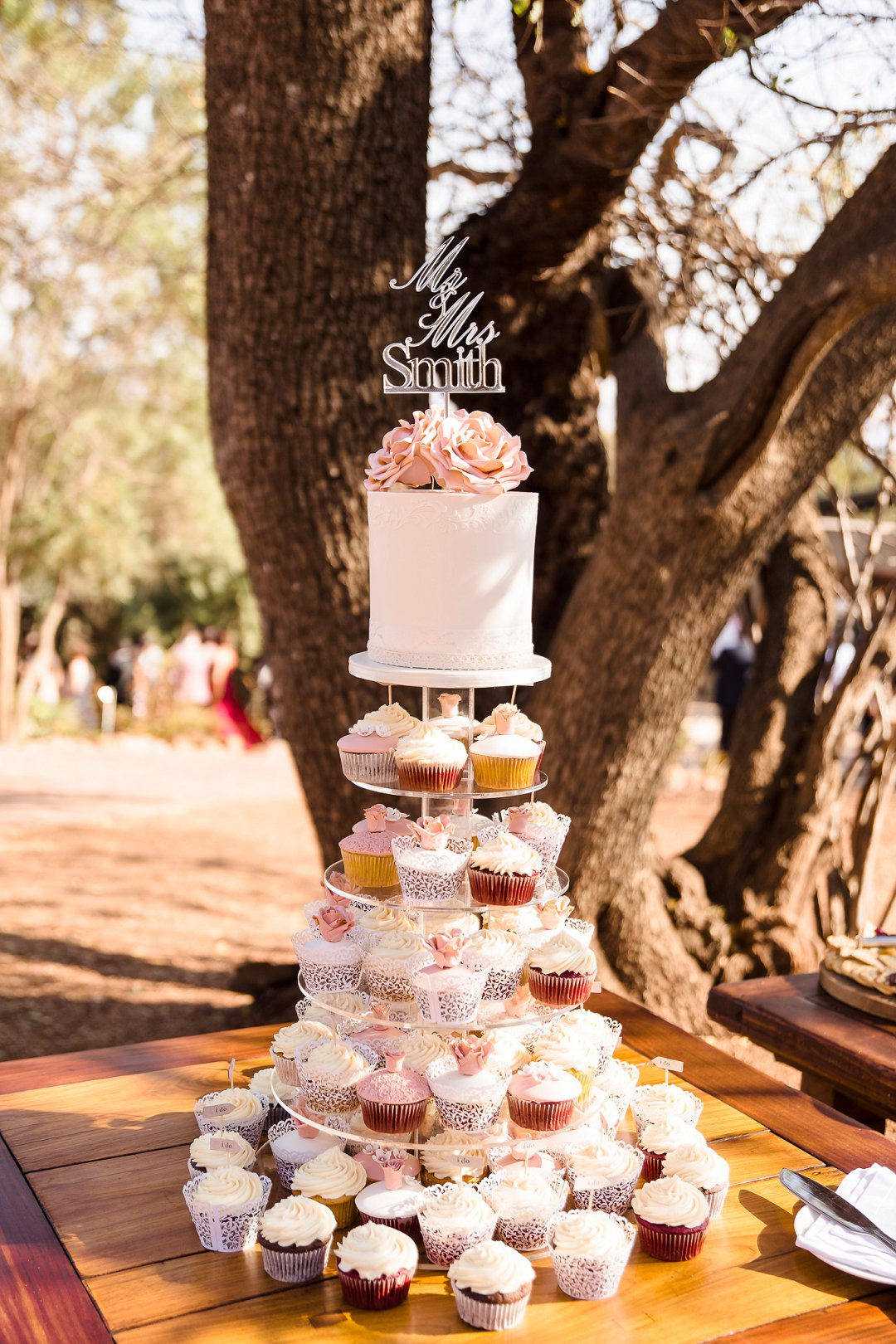wedding at red ivory