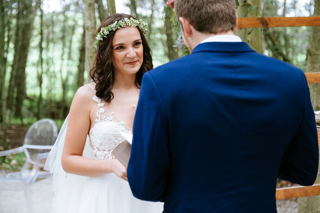 magical forest wedding