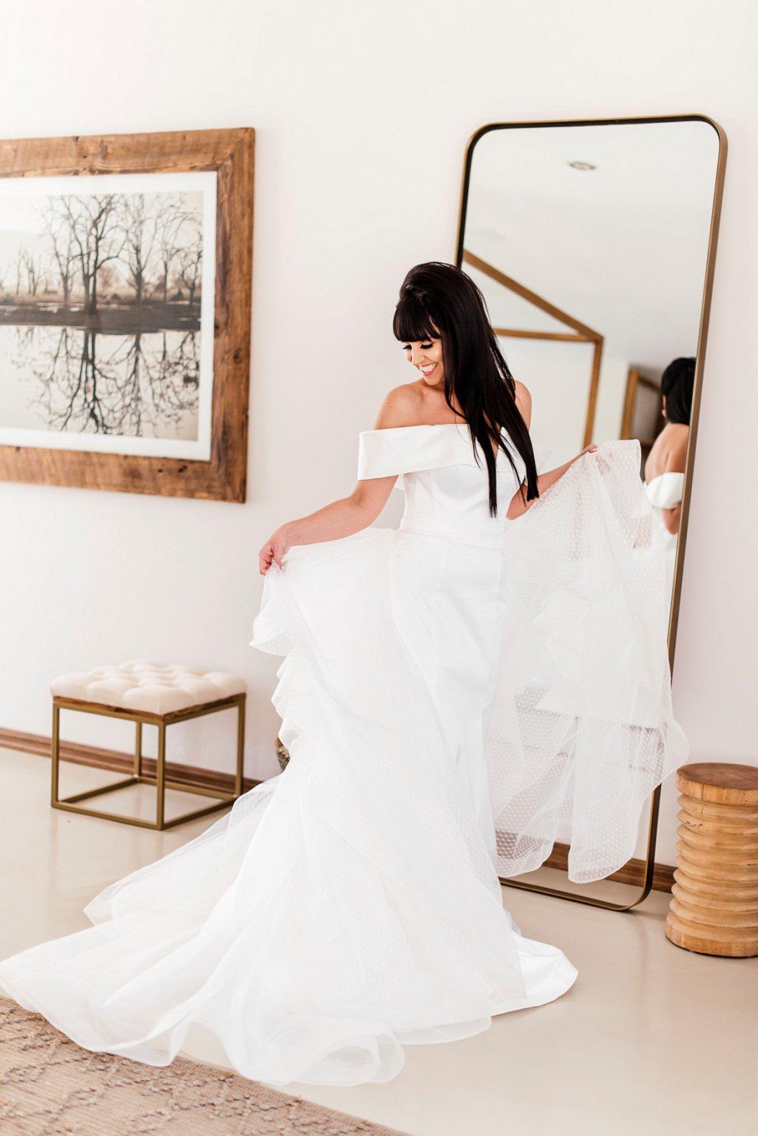 flamboyant wedding