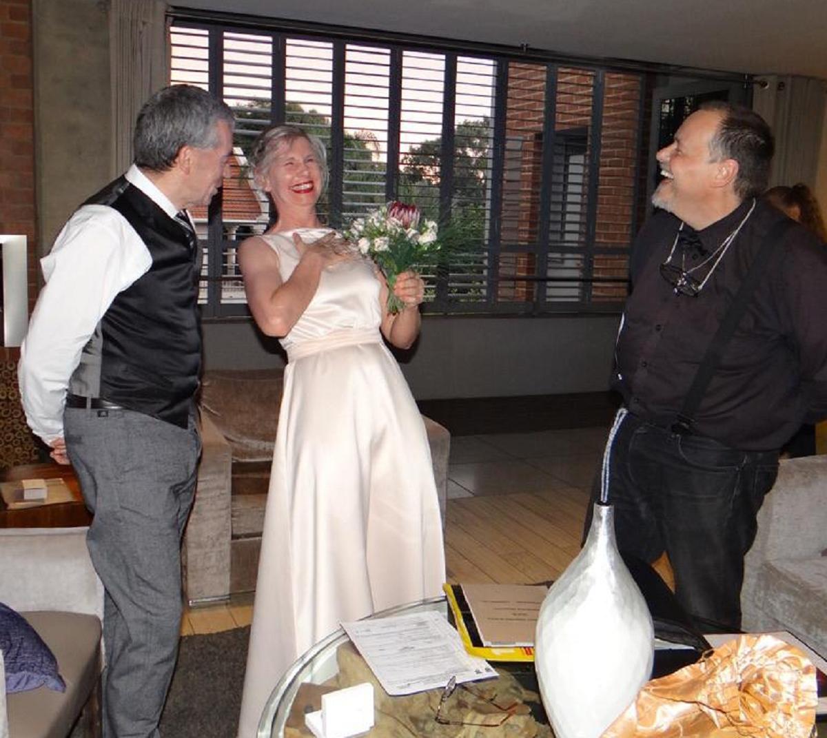 Wedding officers Johannesburg & Gauteng