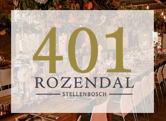 401 Rozendal Stellenbosch